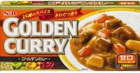 "S&B FOODS ""Golden Curry"" Концентрат соуса карри, сладкий, коробка 198 гр."