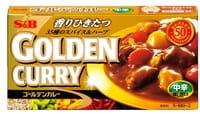 "S&B FOODS ""Golden Curry"" Концентрат соуса карри, острый, коробка 198 гр."