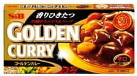 """S&B FOODS """"Golden Curry"""" Концентрат соуса карри, оригинальный, коробка 198 гр."""