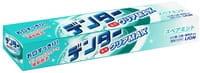 LION «Dentor Clear Max Spearmint» Зубная паста для защиты от кариеса, с микропудрой, с ароматом мяты, 140 г.