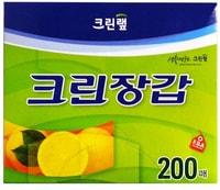 Clean Wrap Перчатки одноразовые полиэтиленовые, 23,5х28 см, 200 шт.