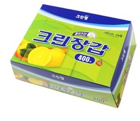 Clean Wrap Перчатки одноразовые полиэтиленовые, 23,5х28 см, 400 шт.
