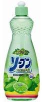 KANEYO Жидкость для мытья посуды «Kaneyo – свежий лайм», 600 мл.