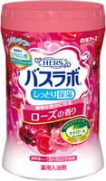 """Hakugen """"Hers Bath Labo"""" Увлажняющая соль для ванны с восстанавливающим эффектом, с гиалуроновой кислотой, с ароматом розы, 680 г."""