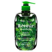 Japan Gateway «Reveur Fraicheur Repair» «Живой» Бессиликоновый шампунь для восстановления повреждённых волос, 340 мл.