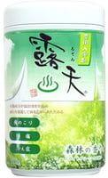 Fudo Kagaku Соль для ванны с успокаивающим эффектом и ароматом леса, банка, 700 гр.
