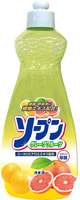 Kaneyo 271668 KAN Жидкость для мытья посуды «Kaneyo - грейпфрут» 600 мл / 20