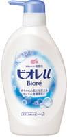 KAO «Biore U» Мягкое пенное мыло для всей семьи, цветочный аромат, 480 мл.