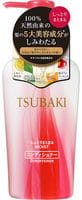 SHISEIDO «Tsubaki» Увлажняющий кондиционер для волос, с маслом семян камелии и маточным молочком, 450 мл.