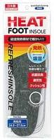 Fudo Kagaku Мужские теплосберегающие стельки с дезодорирующим эффектом, 24-27 см.