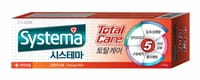 CJ LION «Systema» Зубная паста для полной защиты, с ароматом апельсина и мяты, 120 г.