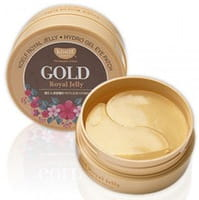 KOELF Гидрогелевые патчи для глаз «Золото и пчелиное маточное молочко», 30 пар.