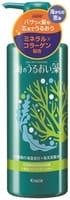 KRACIE «Umi No Uruoiso» Бальзам-ополаскиватель восстанавливающий, с экстрактами морских водорослей, 520 мл.