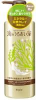 KRACIE «Umi No Uruoiso» Бальзам-ополаскиватель для ухода за кожей головы, с экстрактами морских водорослей, 520 мл.