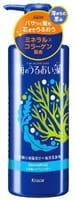 """Kracie """"Umi No Uruoiso"""" Шампунь восстанавливающий, с экстрактами морских водорослей, 520 мл."""