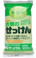 MIYOSHI Жидкое средство для стирки изделий из хлопка на основе натуральных компонентов, 1200 мл.
