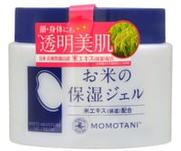 MOMOTANI «Rice Moisture Cream» Увлажняющий крем с экстрактом риса (для лица и тела), 230 г.