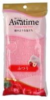 Ohe Corporation «Awa Time Body Towel Normal» Мочалка для тела, средней жёсткости.