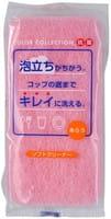Ohe Corporation «Soft Cleaner» Губка для мытья посуды трёхслойная, мягкая.
