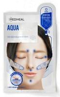 """Mediheal """"Aqua Chip Circle Point Mask"""" Маска для лица успокаивающая с массажным эффектом, 25 мл."""