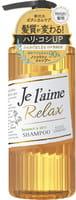 KOSE Cosmeport «Je l'aime - Relax» Шампунь для мягких волос «Упругость и объём», фруктово-цветочный аромат, 500 мл.