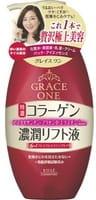 """Kose Cosmeport """"Grace One"""" Антивозрастная эссенция для лица """"Всё в одном"""" после 50 лет, с лифтинг-эффектом, 230 мл."""