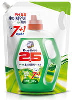 CJ LION «Beat Dust Free» Жидкое средство для автоматической стирки, мягкая упаковка, 1500 мл.