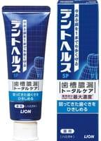 LION «Dent Health SP» Зубная паста для профилактики опущения, кровоточивости дёсен и неприятного запаха изо рта, 90 г.