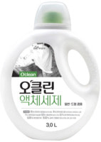 MUKUNGHWA «O'Clean» Органическое жидкое средство для стирки на основе плодов мыльного дерева и соды, с антибактериальным эффектом, 3 л.