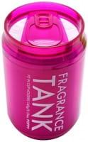 DIAX «Fragrance Tank - Peach & Kiss» Гелевый ароматизатор для автомобиля, аромат персика и цветочного букета, 145 г.
