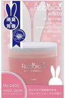 DIAX «Rabbico White - Angel Snow» Гелевый ароматизатор-поглотитель для автомобиля, аромат цветов, фруктов и ванили, 90 г.