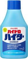 """KAO """"Haiter"""" Высокоэффективный порошковый отбеливатель на основе хлора, для белых вещей, 150 г."""