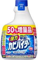 KAO «Haiter» Чистящее средство на основе хлора для удаления плесени в ванной, запасной блок, 600 мл.