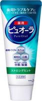 KAO «Pure Oral» Антибактериальная зубная паста «Дикая мята» для профилактики кариеса и гингивита, 115 г.