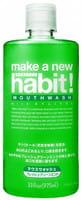 NISSAN «Make A New Habit» Ополаскиватель для полости рта, с ксилитом, с освежающим вкусом мяты, 975 мл.