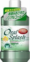 ROCKET SOAP Освежающий ополаскиватель для полости рта, без содержания спирта, со вкусом перечной мяты, 500 мл.
