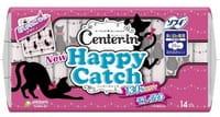 Unicharm «Center-in Happy Catch - Super Night» Ночные гигиенические прокладки для девочек-подростков, 29 см, с крылышками, 14 шт.