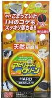 YUWA Чистящее средство против пригоревших загрязнений для индукционных плит, свежий цитрусовый аромат, 100 г.