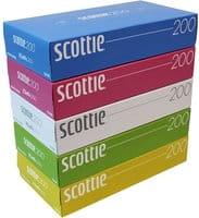 Crecia «Scottie» Салфетки двухслойные, 5х200 шт.