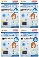 """PROTEX """"Nanoclo2"""" Блокатор вирусов для индивидуальной защиты, карта с чехлом, 4 коробки."""