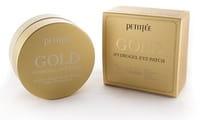 Petitfee Гидрогелевые патчи для области вокруг глаз с 24-каратным коллоидным золотом, 60 шт.