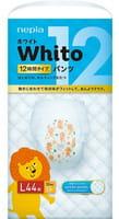 NEPIA «Whito» Трусики 12 часов, размер L (9-14 кг), 44 шт.
