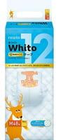 NEPIA «Whito» Подгузники 12 часов, размер M (6-11 кг), 48 шт.