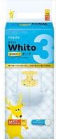 NEPIA «Whito» Подгузники 3 часа, размер M (6-11 кг), 52 шт.