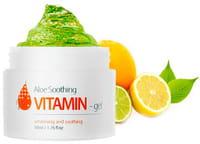 THE SKIN HOUSE «Aloe Soothing Vitamin Gel» Витаминный крем-гель с алое, 50 мл.