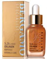 Bergamo «Specialist S.Nine Collagen Ampoule» Ампульная сыворотка с коллагеном, 30 мл.