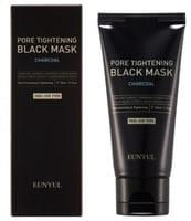"Eunyul ""Pore Tightening Black Mask"" Маска-плёнка, сужающая поры, с углём, 50 мл."