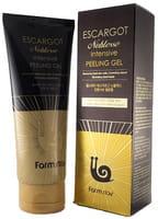 FarmStay «Escargot Noblesse Inensive Peeling Gel» Гель-пилинг с экстрактом королевской улитки, 180 мл.