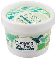 Inoface «Chlorella Modeling Cup Pack» Альгинатная маска «Хлорелла», 18 г.