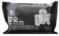 """Juno Cosmetics """"Sangtumeori Peeling Soap Charcoal"""" Мыло с отшелушивающим эффектом, с углём, 150 г."""
